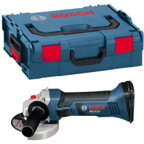 Bosch GWS 18 V-LIN Body Only 18V Li-ion Cordless Angle Grinder in L-Boxx