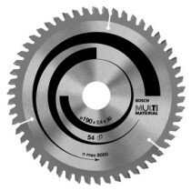 Bosch 2608640508 190x20/16mm 54T Circular saw blade