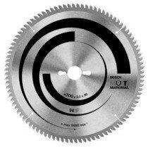Bosch 2608640451 254x30mm 96T Circular saw blade (negative rake)