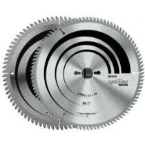 Bosch 0615997462 Two 190mm x 30mm Mitre Saw Bore Blade Set In cardboard-case