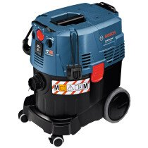 Bosch GAS 35 M AFC 240V 35L M-Class Wet & Dry Vacuum Dust Extractor with Automatic Filter Cleaning