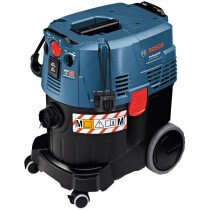 Bosch GAS 35 M AFC 110V 35L M-Class Wet & Dry Vacuum Dust Extractor with Automatic Filter Cleaning