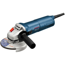 "Bosch GWS 11-125 5"" 240V 1100W (125mm) Angle Grinder with Slim Grip"