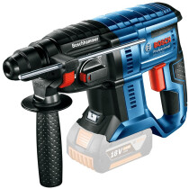 Bosch GBH18V20NCG Body Only 18V SDS Plus Hammer in L-Boxx