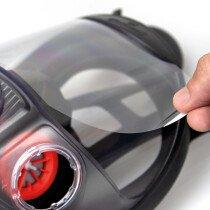JSP BPS050-000-000 - Peel Off Visor Protector for Force™10 Mask - Pack of 10