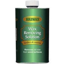 Briwax BW4501000000 Wax Removing Solution 500ml BRWWRS