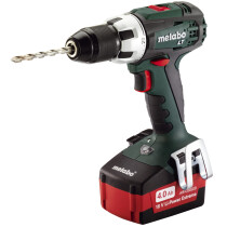 Metabo BS18LT 18V Drill/Driver with 2x 4.0Ah Batteries in Case