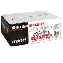 Trend BSC/MIX/1000 Biscuit mixed box 0 10&20 1000pcs
