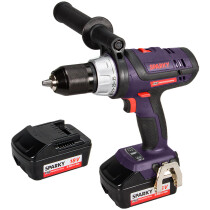Sparky SPKBUR218LI HD Professional 18V Combi Drill with 2x 4.0Ah Batteries in Case