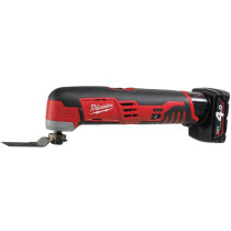 Milwaukee C12MT-402B M12 Compact Multi tool (2 x 4.0ah batteries, charger)