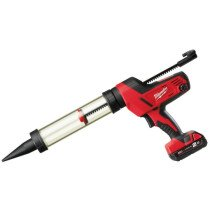 Milwaukee C18PCG400 18v Li-ion Cordless Caulking Gun 400ml +KITBAG