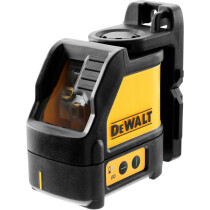 Dewalt DW088CG Green Beam Cross Line Laser with Carry Case