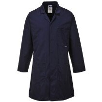 Portwest C852 Standard Coat - Navy Blue