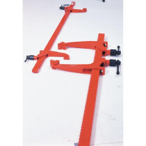 Carver T257-2100 Heavy Duty 2100mm Bar Clamp