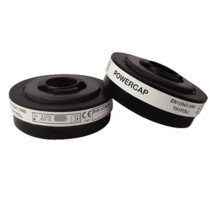 JSP CAU601-001-100 Black Filters (per pair)