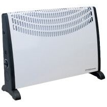 Sealey CD2005 Convector Heater 2000W 3 Heat Settings Thermostat