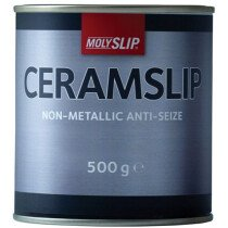 Molyslip M119005 Ceramslip Metal Free Anti-Seize Compound 500g Tin