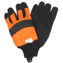 JSP 'CHAIN X' Chainsaw Protective Glove (Class 0) Large Size 10
