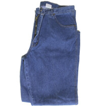 """Champion TRO42 [CL] Stone Washed Blue Work Jeans (Size 40"""" Waist) Tall"""