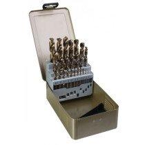 Dart CHSSSET25 25 Piece HSS Cobalt Drill Set 1-13mm