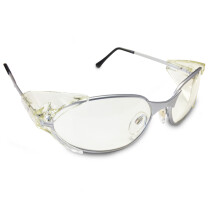 JSP ASA280-043-400 Stealth 2101 Clear Safety Spectacles UV400 Glasses