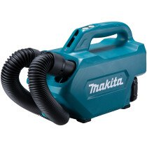 Makita CL121DWA 12Vmax Vacuum Cleaner CXT with 1 x BL1021B Battery & 12Vmax Standard Charger