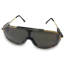 JSP ILES 'Durban' Grey Tinted Safety Spectacle