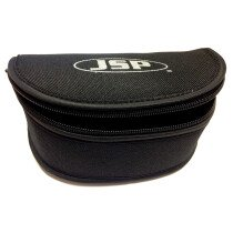 JSP ASU140-001-100 Zipped-Lid Protective Spectacle Case