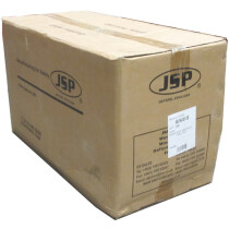 JSP (Carton 100) Zipped-Lid Spectacle Case  ASU140-001-100