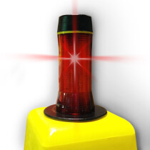 JSP Lamba LA26409 Lock-In Flashing Red Light