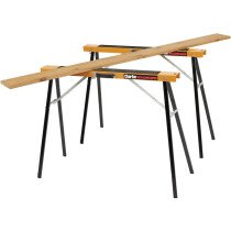 Clarke CSB1B Folding Saw Horse Trestles (Pair) 3403001