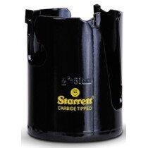 """Starrett MPH0078 Tungsten Carbide Tipped Fast Cut Multi Purpose Hole Saw 22mm / ⅞"""""""