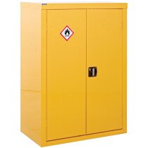 QMP CZ129046 Hazardous Substance Cupboard 1200 x 900 x 460mm