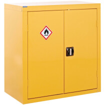 QMP CZ909046 Hazardous Substance Cupboard 900 x 900 x 460mm