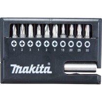 Makita D-30651-12 11 Piece Screwdriver bit set