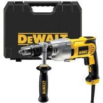 DeWalt D21570K 1300w Dry Diamond Core Drill in Kitbox