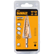 DeWalt DT5027-QZ  Impact Rated Step Bit 6-18mm
