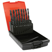 Dart HSSSET19 19 Piece HSS Drill Bit Set 1-10mm