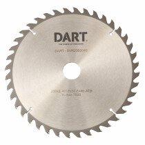 Dart 184mm x 30mm 40 tooth TCT Circular Saw Blade