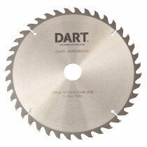 Dart 250mm x 30mm 60 tooth TCT Circular Saw Blade