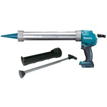 Makita DCG180ZBK Body Only 18v Li-ion Cordless Caulking Gun with 300ML Holder + Carry case