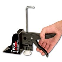 Trend D/CLAMP/A Door clamp ratchet type