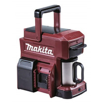 Makita DCM501Z Body Only Red Cordless Coffee Maker - Limited Edition