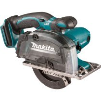 Makita DCS553ZJ Body Only 18V Brushless Metal Saw 150mm LXT in Makpac Type 3 Case (Replaces DCS551ZJ)