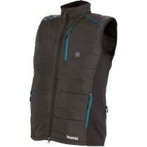 Makita DCV202Z Body Only 14.4/18V Heated Vest LXT - Available in sizes Medium - 3XL