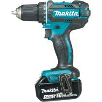 Makita DDF482RMJ 18V Drill/Driver with 2x 4.0Ah Batteries in MakPac Case