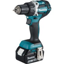 Makita DDF484RTJ 18V Brushless Drill/Driver with 2x 5.0Ah Batteriesin MakPac Case