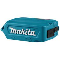 Makita DEAADP08 USB Adaptor CXT 10.8V / 12V Max Compact - USB Adaptor for Charging Mobile Devices