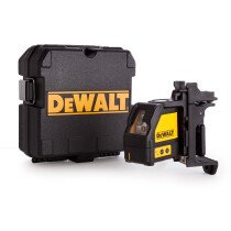 DeWalt DW088K Self Levelling Line Laser +Pulse Mode Horizontal & Vertical