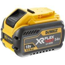 DeWalt DCB548-XJ 18v/54v XR 12.0Ah/4.0Ah Li-ion FlexVolt Battery Pack